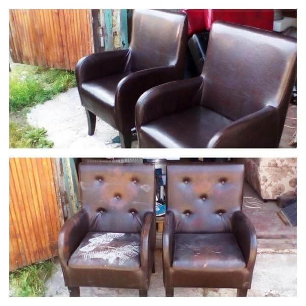 Мебель до и после ремонта  - фото 1