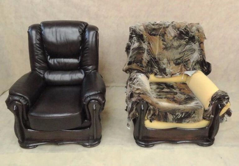 Мебель до и после ремонта  - фото 11
