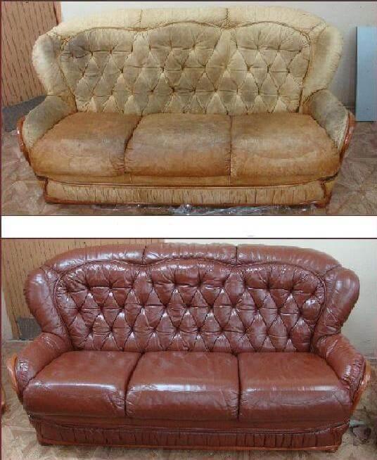 Мебель до и после ремонта  - фото 12