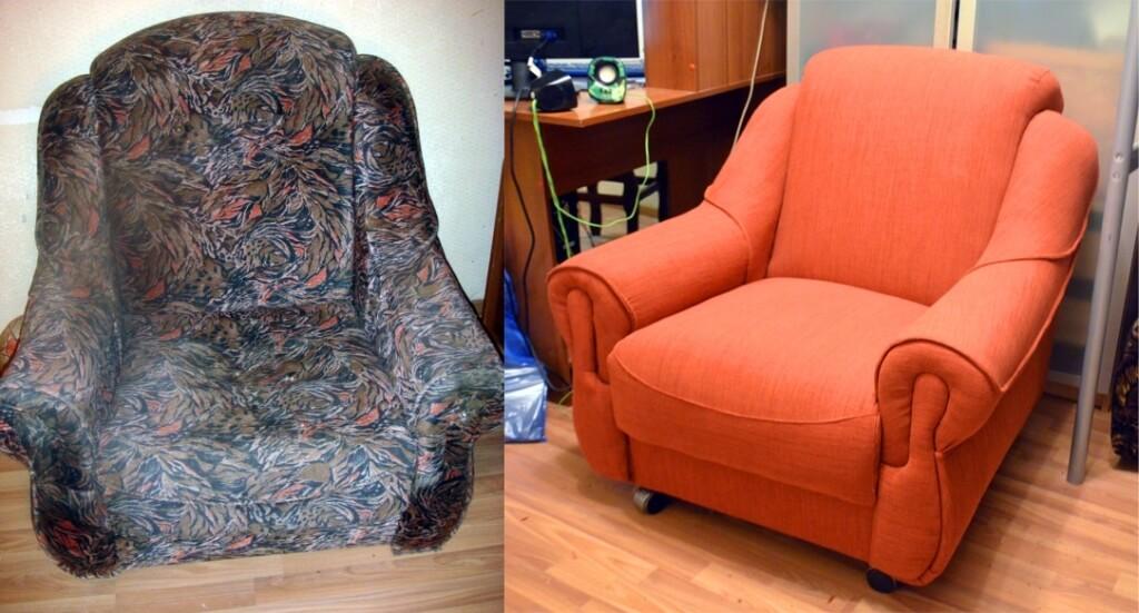 Мебель до и после ремонта  - фото 18
