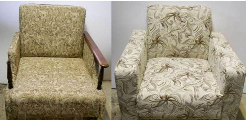 Мебель до и после ремонта  - фото 19