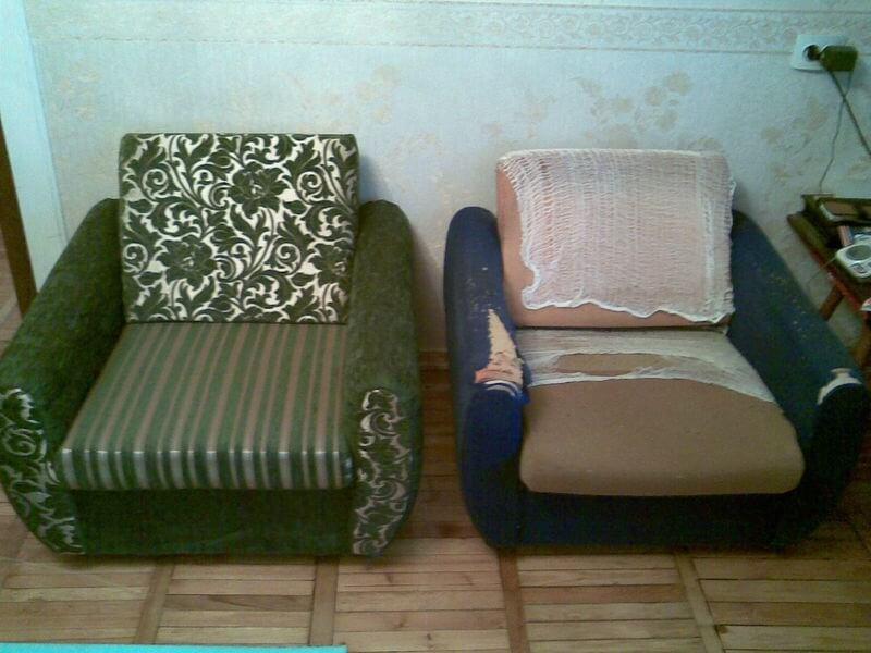 Мебель до и после ремонта  - фото 22
