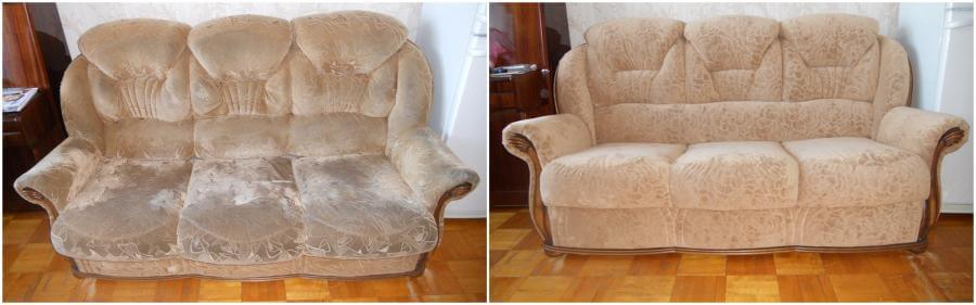 Мебель до и после ремонта  - фото 24