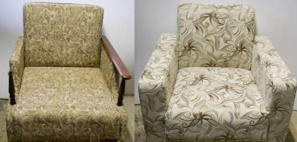 Мебель до и после ремонта  - фото 4