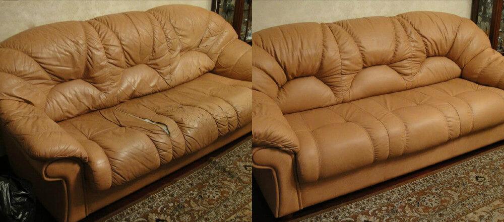Мебель до и после ремонта  - фото 5