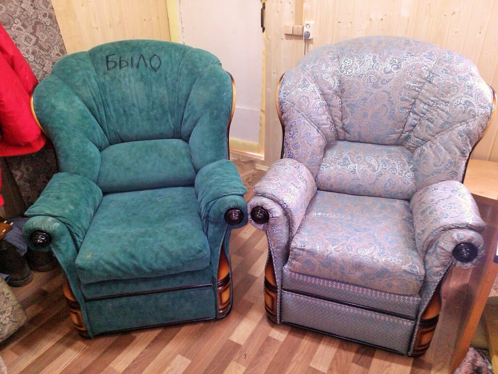 Мебель до и после ремонта  - фото 6