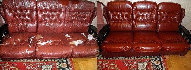 Мебель до и после ремонта  - фото 7