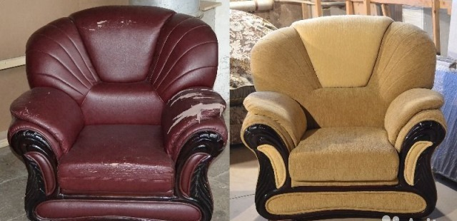Мебель до и после ремонта  - фото 8