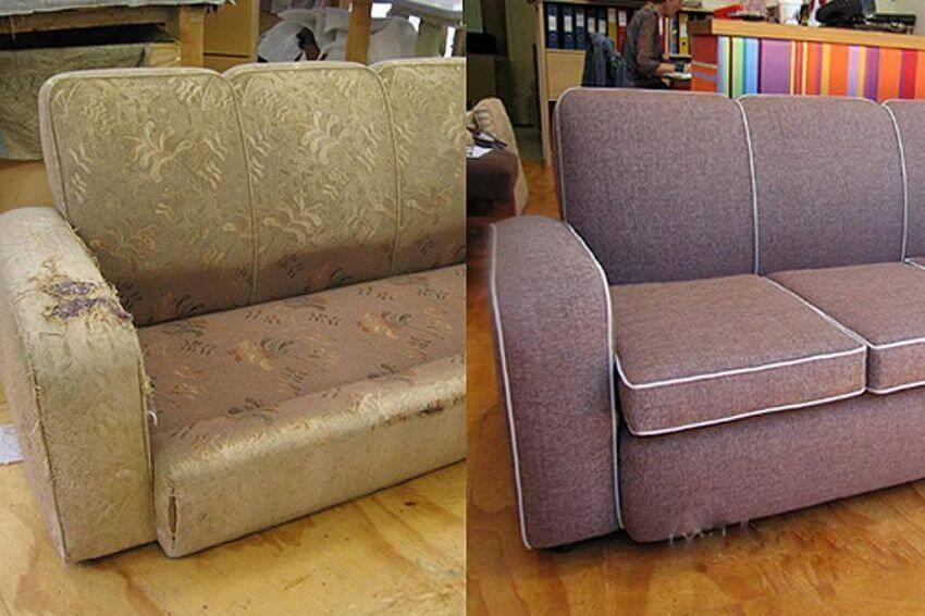 Мебель до и после ремонта  - фото 9
